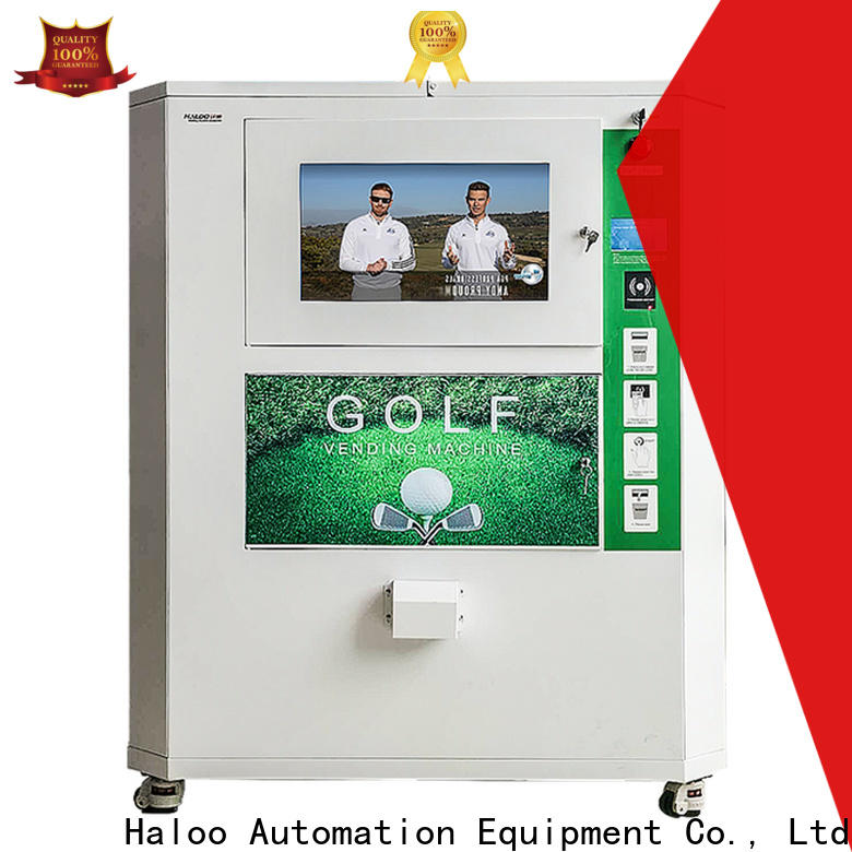 touch screen robot vending machine wholesale for garbage cycling