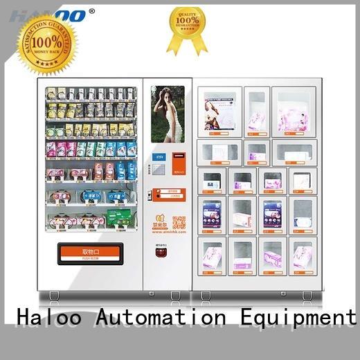 ads touch screen condom vending machine wholesale for pleasure