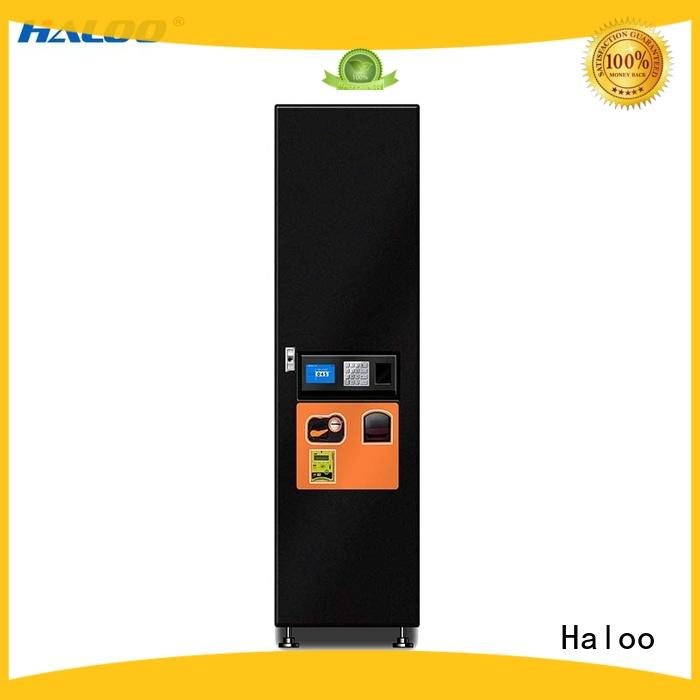 Haloo drink vending machine manufacturer