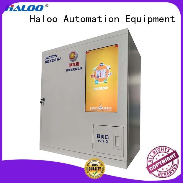 automatic reverse vending machine manufacturer for purchase Haloo
