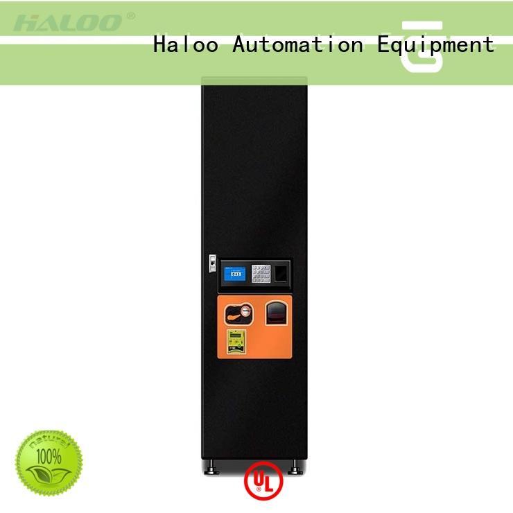 Haloo drink vending machine design