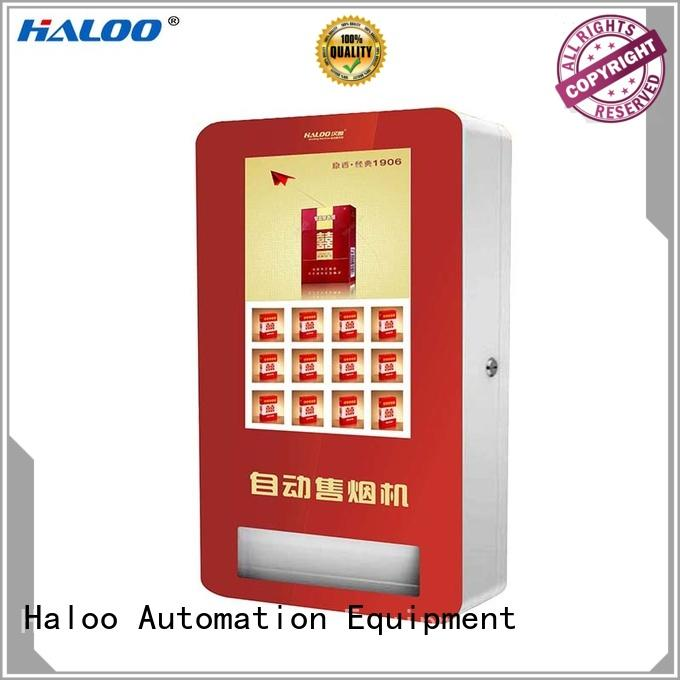 power-off protection vending machine business multi size for lucky box gift Haloo
