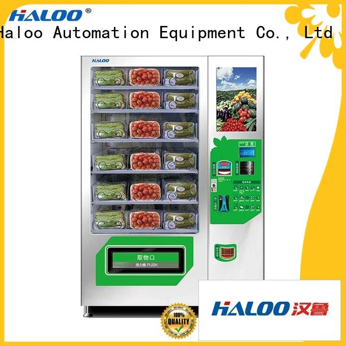 HL-SLY-10A  cooling fruit vegetable milk automatic vending machine  Product Parameter
