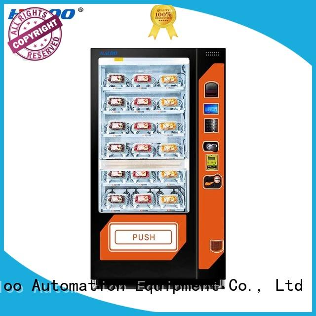 Haloo snack machine manufacturer for drinks