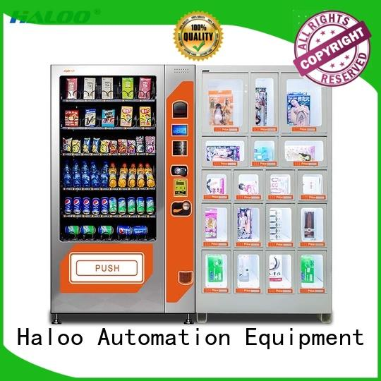 Haloo convenient condom dispenser customized for adults