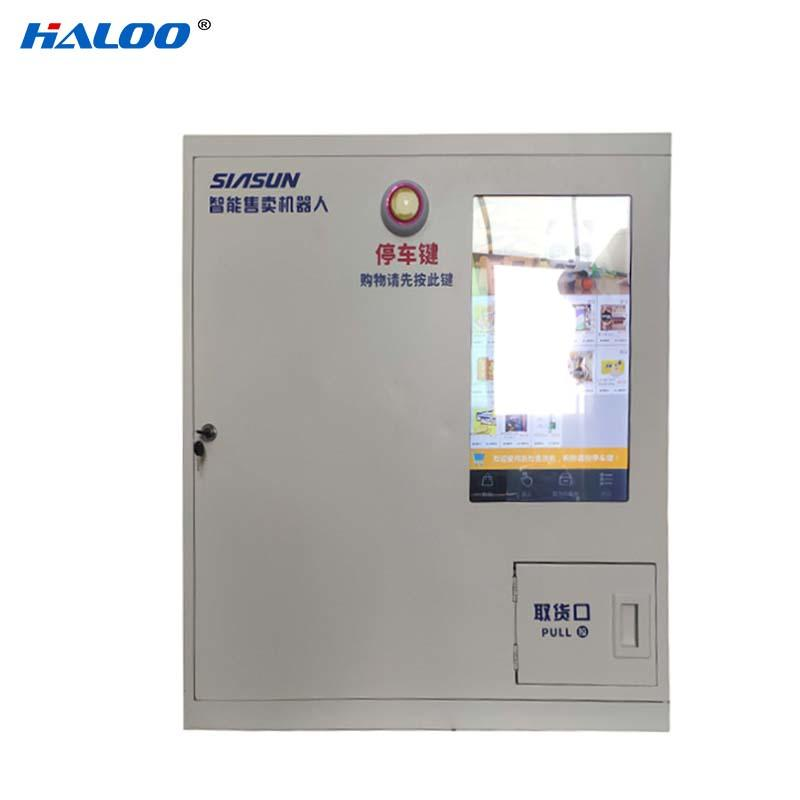Haloo lucky box vending machine wholesale for garbage cycling-2