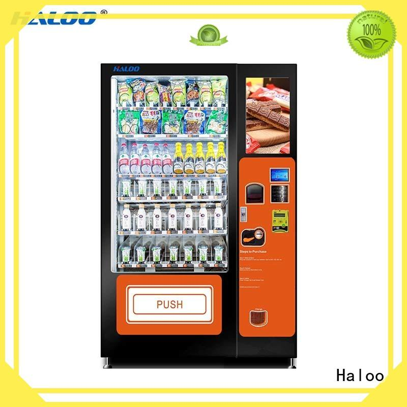 Haloo cool vending machines series for red wine