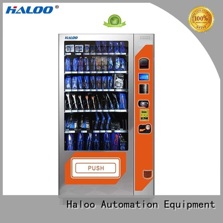 Haloo chocolate vending machine wholesale for snack