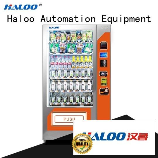 large capacity snack machine manufacturer for fragile goods