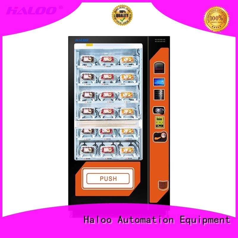 50 windows canteen vending wholesale for drinks Haloo