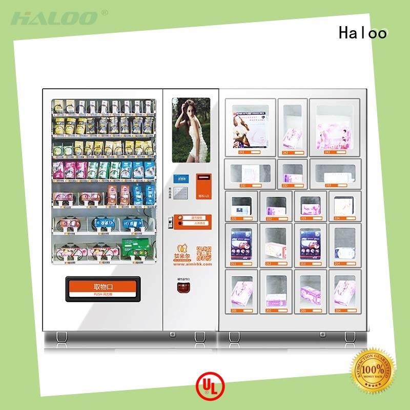 Haloo condom vending directly sale for pleasure
