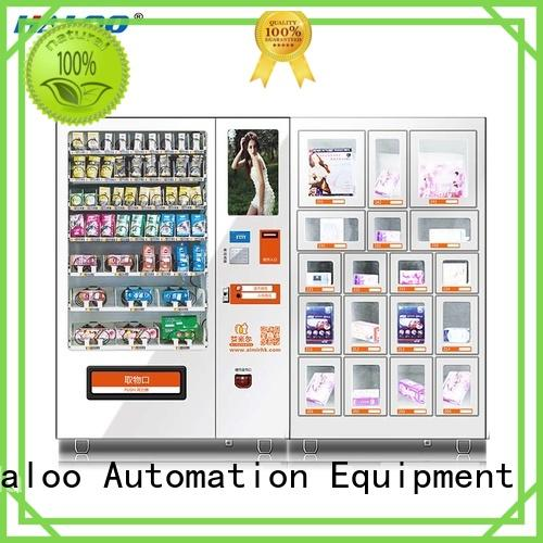 Haloo 24-hour condom vending supplier for shopping mall