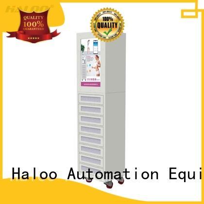 energy saving robot vending machine manufacturer for garbage cycling