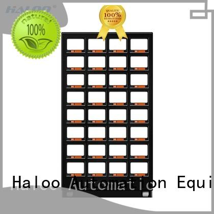 Haloo healthy vending machine snacks design for snack