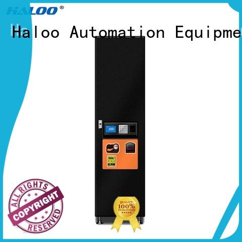 Haloo vending machine price series for shopping mall