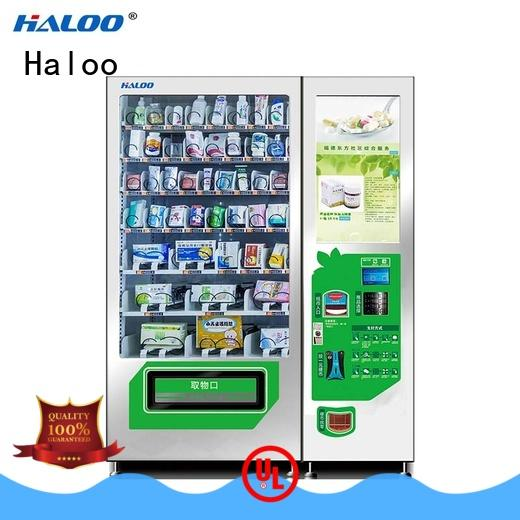 cost-effective drink vending machine design for merchandise