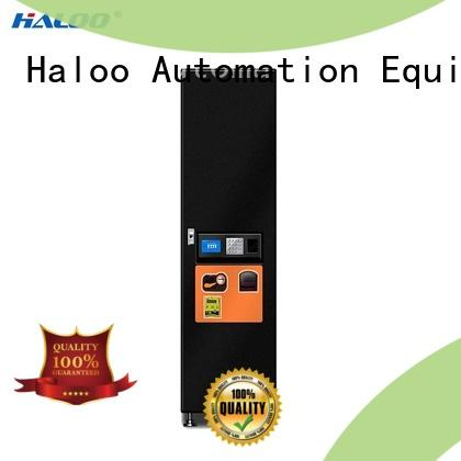 Haloo snack vending machine wholesale for shopping mall