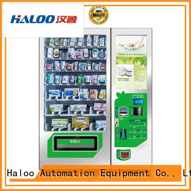 cost-effective healthy vending machines factory for merchandise