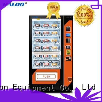 Haloo automatic cool vending machines series for fragile goods