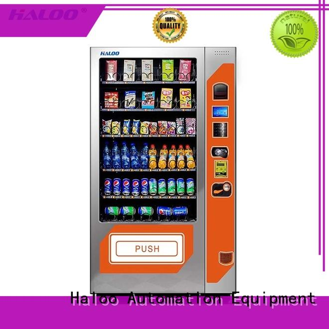 tea vending machine customized for drink Haloo