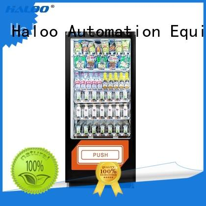 Haloo high capacity candy vending machine for adult toys