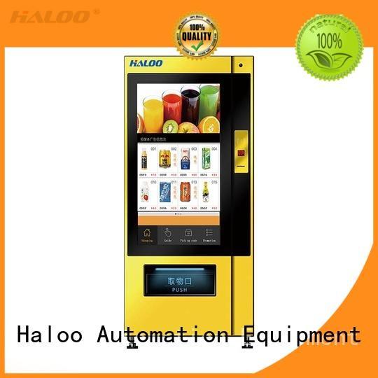 Haloo snack vending machine series