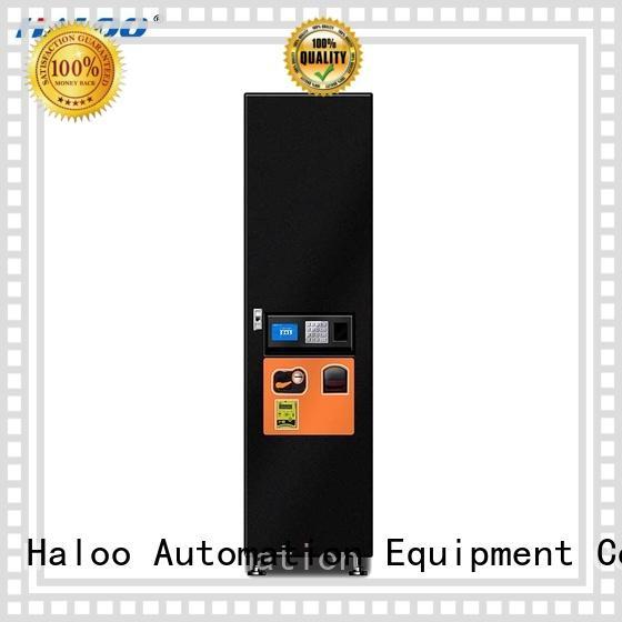 Haloo snack vending machine manufacturer for merchandise