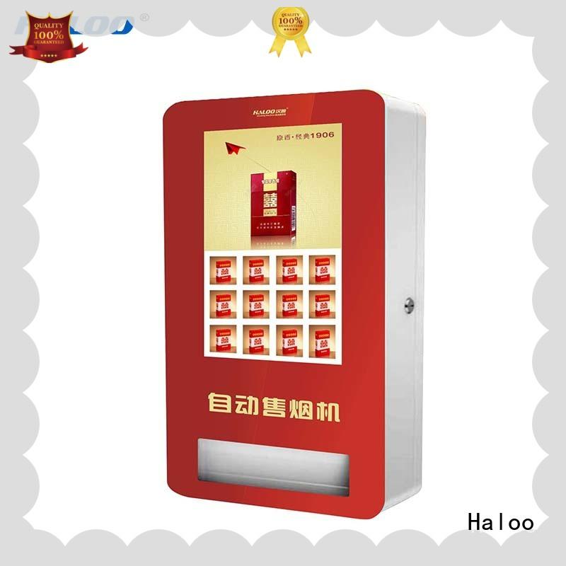 Haloo high capacity robotic vending machine for purchase