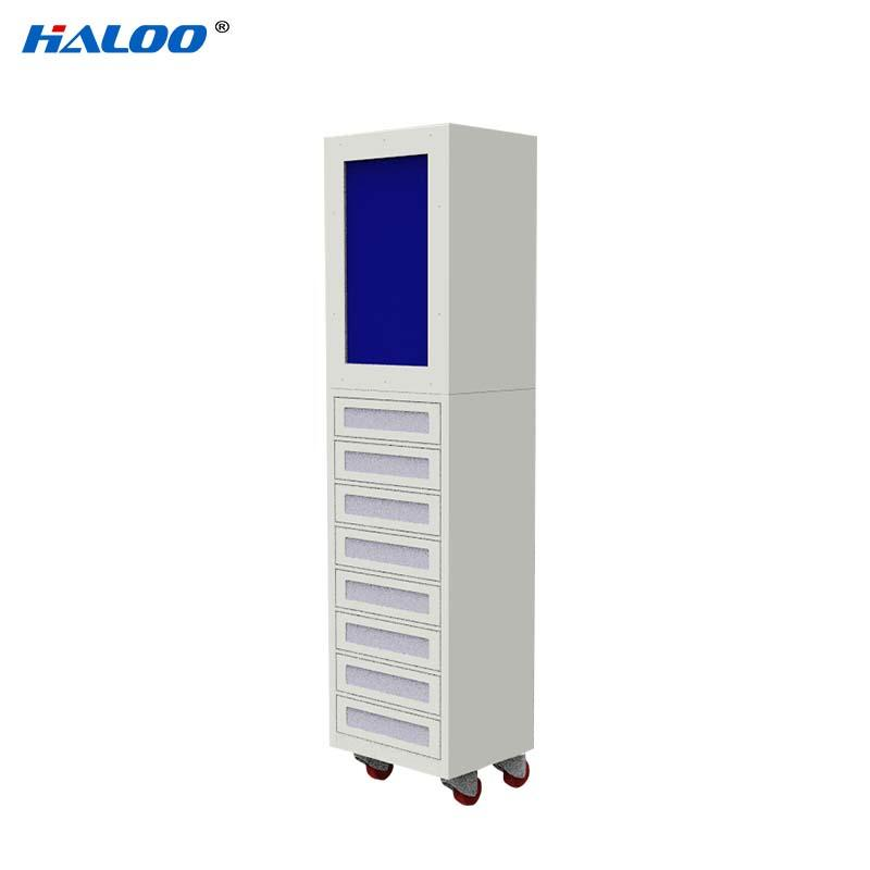Haloo cigarette vending machine customized for purchase-1