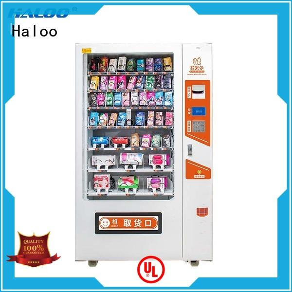 24-hour condom vending customized for shopping mall