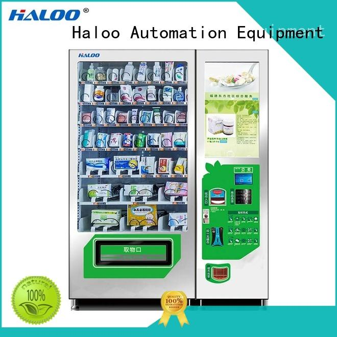 high capacity drink vending machine factory for shopping mall