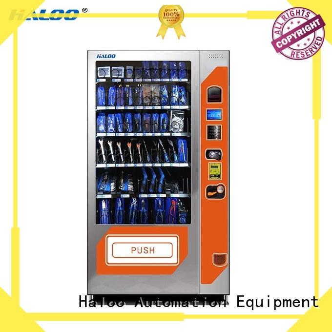 high quality soft drink vending machine customized for food