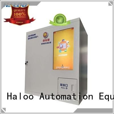 cost-effective cigarette vending machine manufacturers manufacturer for garbage cycling Haloo