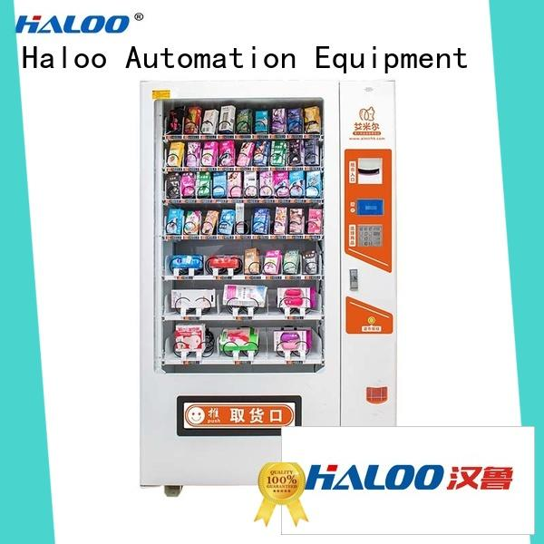 Haloo condom vending wholesale for adults