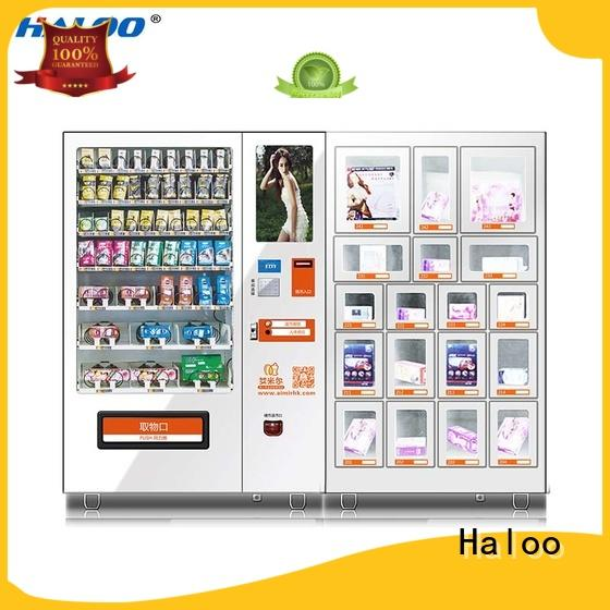 GPRS remote manage condom vending directly sale for shopping mall