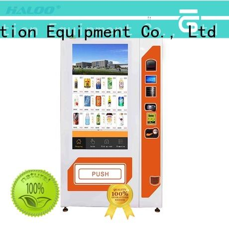 convenient drink vending machine factory for merchandise