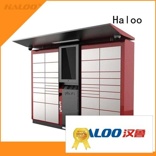 Haloo high capacity recycling machines for lucky box gift