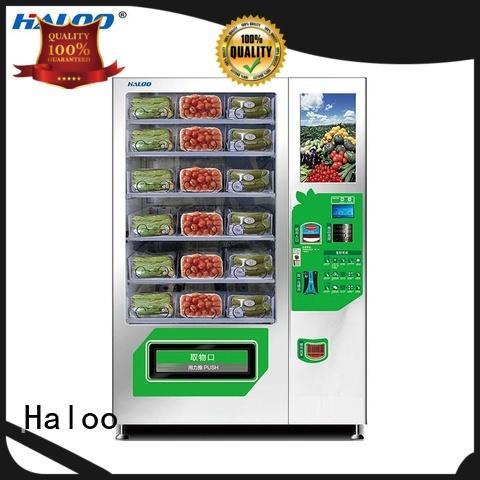 fruit vending machine wholesale for drinks Haloo