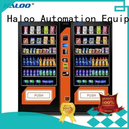convenient cold drink vending machine factory direct supply for drink