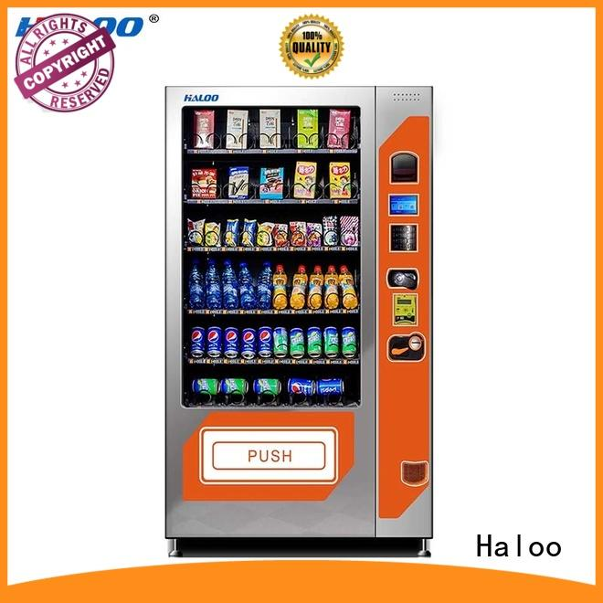 professional combo vending machines wholesale for food