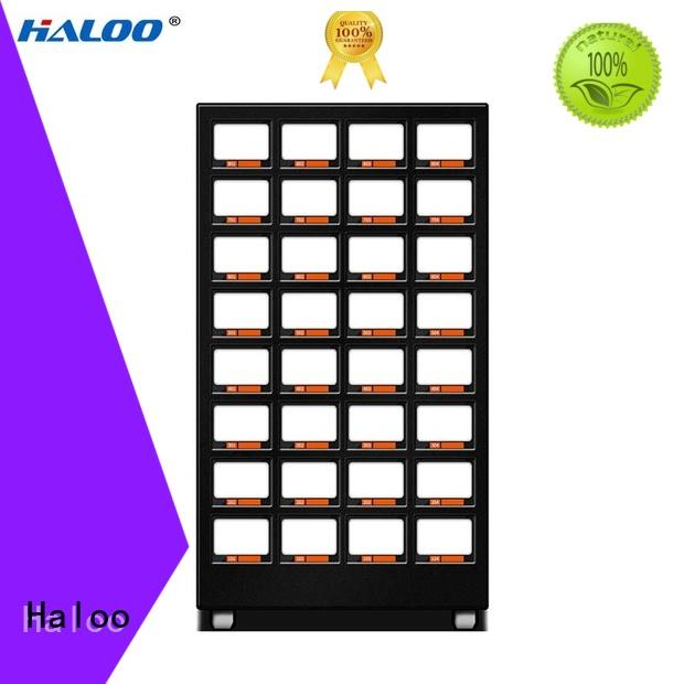 Haloo power-off protection healthy vending machine snacks series for adult toys