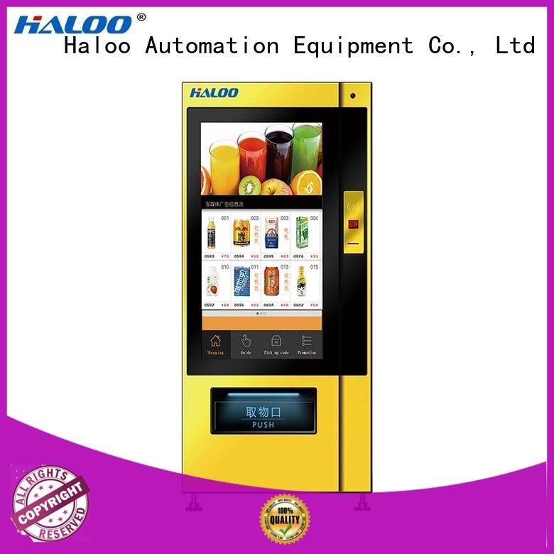 Haloo smart beer vending machine