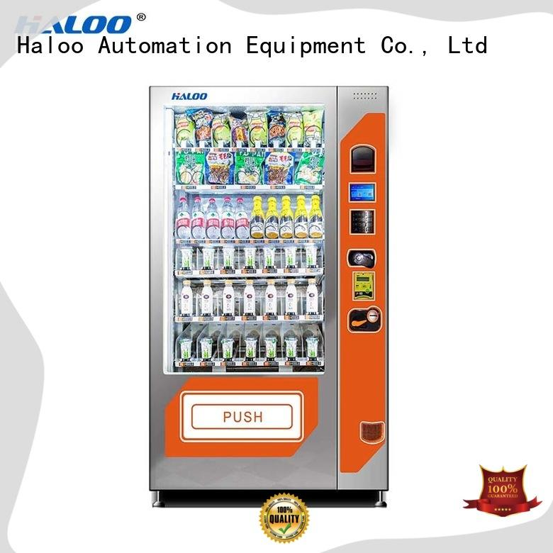 automatic water vending machine series for fragile goods