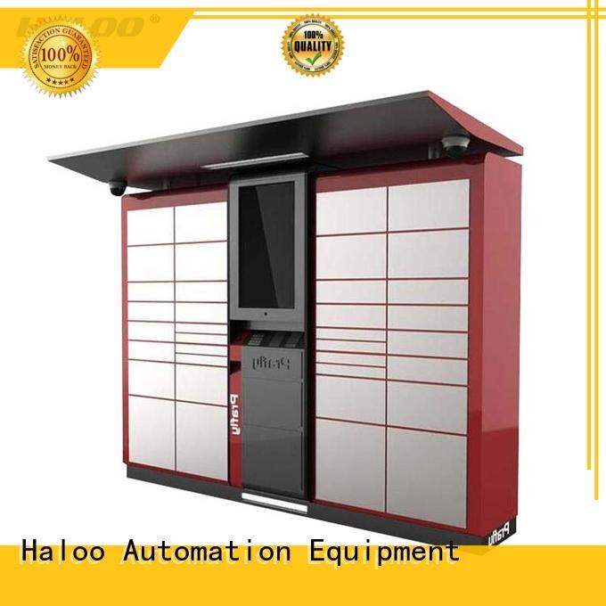 Haloo vending kiosk wholesale for purchase