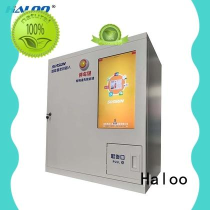 Haloo lucky box vending machine wholesale for purchase