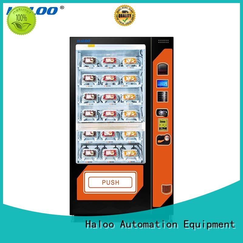 Haloo large capacity toy vending machine series for drinks