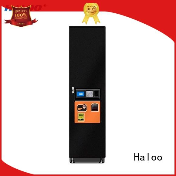 Haloo healthy vending machines factory for merchandise