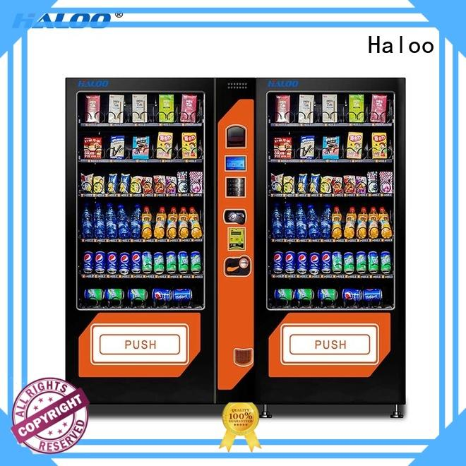 anti-theft chocolate vending machine wholesale for food
