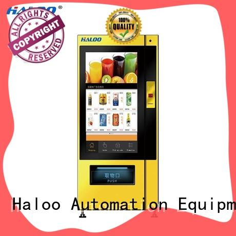 cost-effective snack vending machine manufacturer for shopping mall