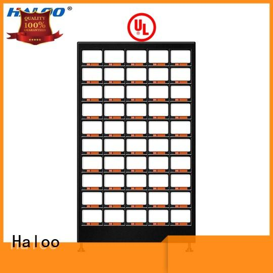 Haloo snack machine manufacturer for red wine